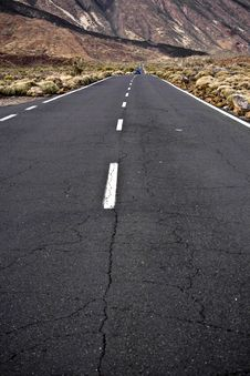 Free Empty Road Stock Photography - 3779762