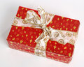 Free The Red  Present Boxes Royalty Free Stock Image - 3783066