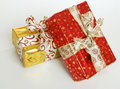 Free The Two Present Boxes Stock Image - 3783081