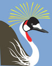 Free Crowned Crane Royalty Free Stock Images - 3789939