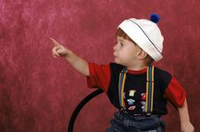 Free The Little Boy Royalty Free Stock Photo - 3780205