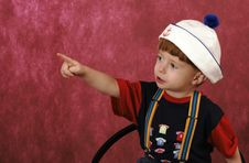 Free The Little Boy Stock Photography - 3780212