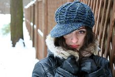 Free It S Cold Stock Image - 3780721