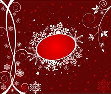 Free Abstract   Christmas Background - Vector Royalty Free Stock Photography - 3781047