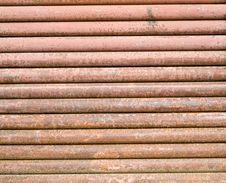 Free Rusty Pipes Royalty Free Stock Photo - 3781055