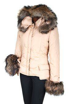Free Female Jacket With A Hood Royalty Free Stock Image - 3781106