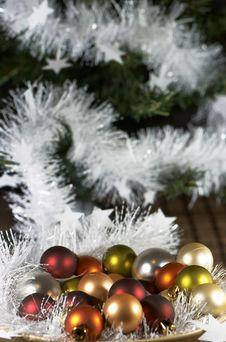 Free Christmas Tree Royalty Free Stock Photography - 3781257