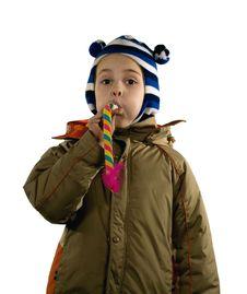 Free Funny Boy Stock Image - 3781281