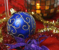 Free Holiday Ornament Stock Photo - 3781940