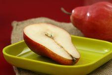 Free Fresh Organic Pears Stock Photo - 3782540