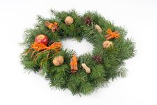 Free Advent Wreath Stock Images - 3782854
