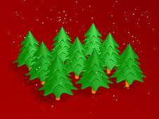 Free Christmas Tree Royalty Free Stock Photos - 3782858