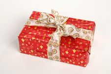 Free The Red  Present Boxes Stock Images - 3783064