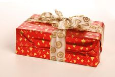 Free The Red  Present Boxes Royalty Free Stock Images - 3783069