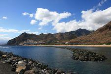 Free Coast On Tenerife Royalty Free Stock Photos - 3784158