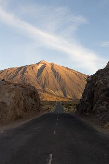 Free Volcano El Teide Royalty Free Stock Images - 3784499