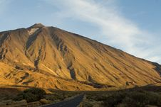 Free Volcano El Teide II Royalty Free Stock Photo - 3784515