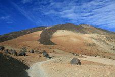 Free Volcano Pico El Teide Stock Images - 3784574