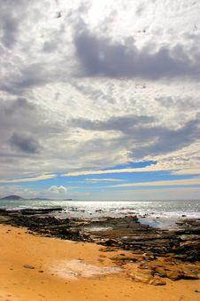 Free Sunshine Coast, Australia Royalty Free Stock Photography - 3786337
