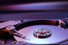 Free Hard Disk Drive Royalty Free Stock Photography - 3786357