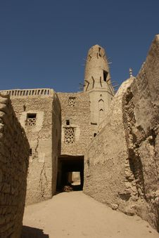 Free El Karga Building Royalty Free Stock Image - 3786716