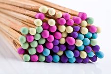 Free Matches. Royalty Free Stock Photography - 3786867