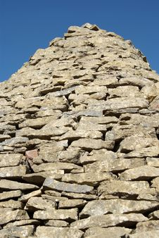 Free Dry Stone Wall Stock Photo - 3787160