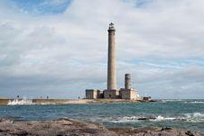 Free Gatteville Lighthouse Royalty Free Stock Photos - 3787168