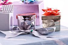 Free Gifts. Royalty Free Stock Photos - 3787948