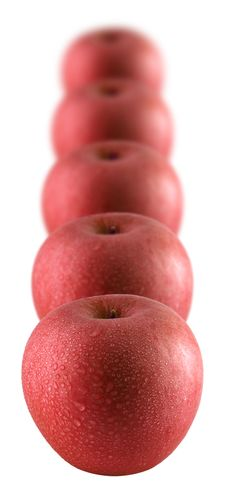 Free Red Apples Stock Photography - 3788032