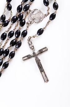 Free Rosary. Stock Image - 3788631