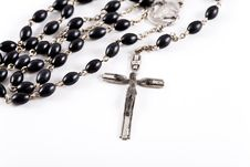 Free Rosary. Stock Images - 3788634