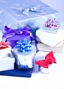 Free Gifts. Stock Image - 3788761