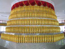 Free Thailand Temple Stock Photo - 3789450