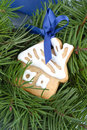 Free Christmas Decoration - Gingerbread Cookie Stock Photos - 3791563