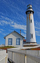 Free Lighthouse Against A Blue Sky Stock Photos - 3796063