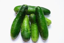 Free Cucumber Stock Photo - 3790510