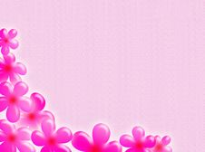 Free Flowers Decoration Royalty Free Stock Image - 3790666