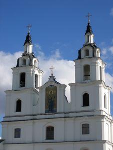 Free Top Of Orhtodox Church Stock Image - 3791181