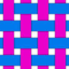 Weave Illustration Stock Images