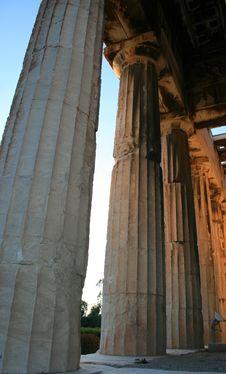 Free Temple Of Ifestos Stock Photos - 3791753