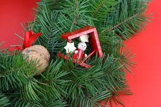 Free Christmas Decoration Royalty Free Stock Photos - 3791848