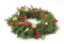Free Advent Wreath Stock Photo - 3791860