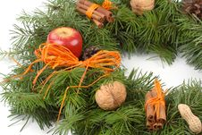 Free Advent Wreath Stock Images - 3791934