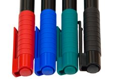 Free Colourful Line Of Pencils Stock Photo - 3792430