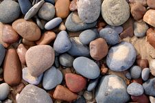 Free Pebbles Royalty Free Stock Photo - 3792475