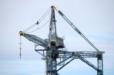Free Crane Royalty Free Stock Photography - 3792507