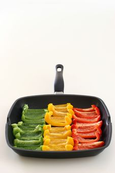 Free Capsicums Royalty Free Stock Images - 3792649