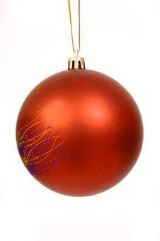 Free Christmas Balls Royalty Free Stock Photos - 3792678
