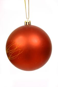 Free Christmas Balls Stock Photos - 3792683